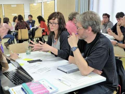 Taller del proceso de participación para la elaboración de la estrategia de gobernanza