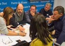 Taller del proceso de participación en Alicante