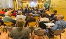 Taller del proceso de participación en el Levante