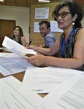 Taller del proceso participativo de la RAMPE con las CCAA