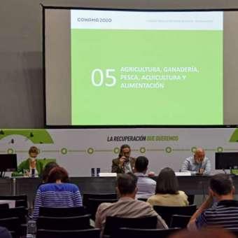 La portavoz de Intemares presenta el informe en el marco de CONAMA.