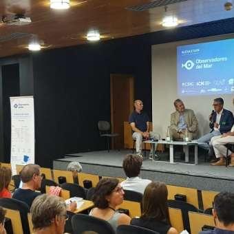 Presentación de la alianza entre Intemares y Observadores del Mar
